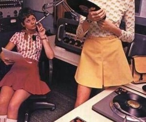 vintage, 60s, and record image