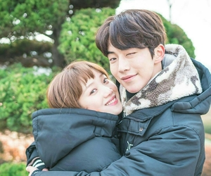 lee sung kyung, nam joo hyuk, and kdrama image