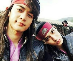 hwarang, SHINee, and Minho image