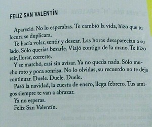 amor, frases, and san valentin image