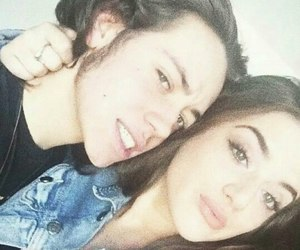 brielle barbusca and ethan cutcosky image