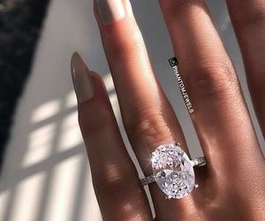diamond, fashion, and beauty image