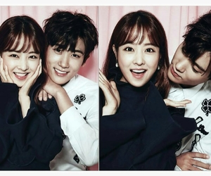 couple, sweetest, and kdrama image
