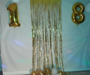 18, birthday, and decoration image