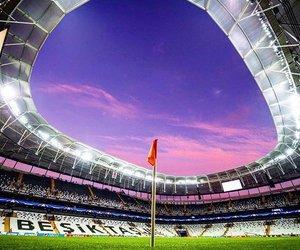 colorful sky, landscape, and turkiye image