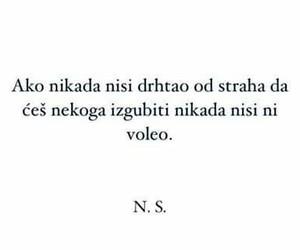 citati, quote, and ljubav image