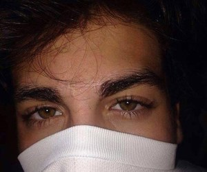 boy, eyes, and grunge image