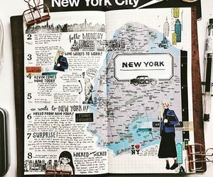 bj, ideas, and new york image