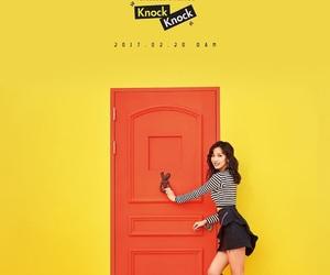 knock knock, japanese, and kpop image