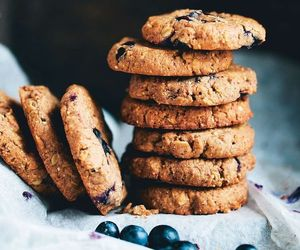 food, cookie, and Cookies image