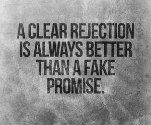 honesty, promise, and quotes image
