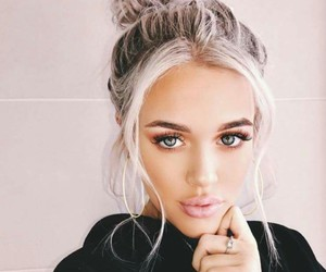 girl, lottie tomlinson, and beauty image