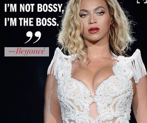 boss, girl, and quotes image
