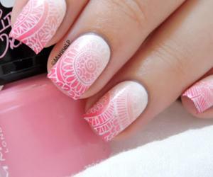 n, nail, and nails image