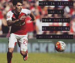 quotes, soccer, and strong image