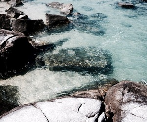 water, sea, and summer image