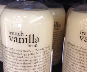 bean, french, and vanilla image