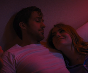 emma stone, ryan gosling, and couple image
