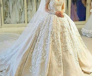 bride, wedding, and perfect image