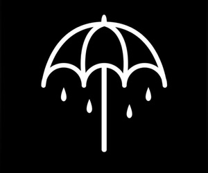 bmth, bring me the horizon, and black image
