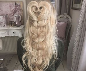fashion, hairstyl, and cute image