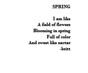 flowers, poem, and poetry image