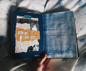 art, art journal, and girls image