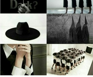 coven, edit, and tv show image