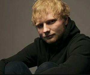 ginger hair and ed sheeran image