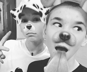 marcus, twins, and martinus image