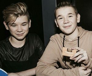MM, twins, and marcus & martinus image