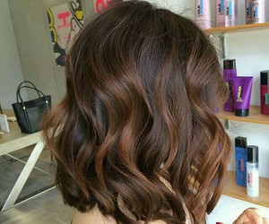brown, girl, and curls image