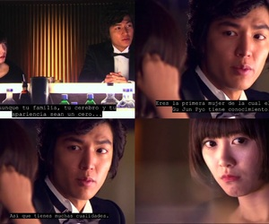 boys before flowers, goo hye sun, and lee min ho image