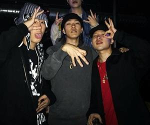 daniel kim, bloo, and badboyloo image