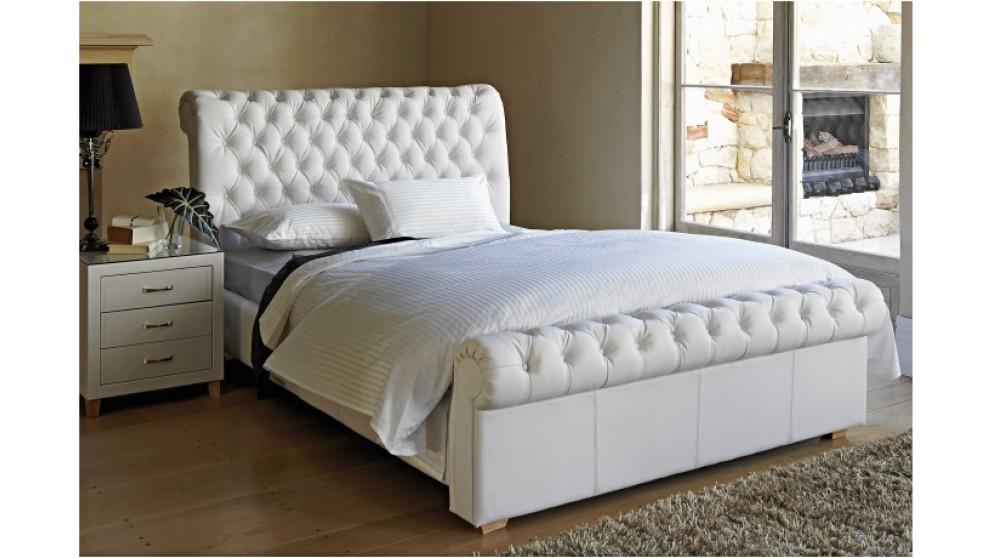 . Florence Queen Bed   Bedroom Furniture   Harvey Norman Australia