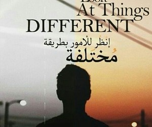 arab, arabic, and english image