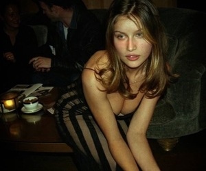 Laetitia Casta and model image