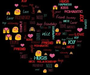 couple, friendship, and hug image