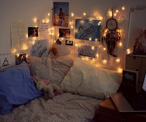 always, deathly hallows, and pillows image