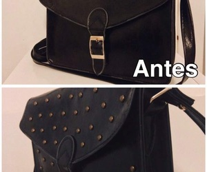 diy, preto, and spikes image