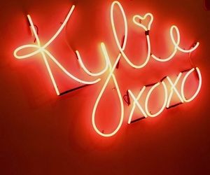 xoxo, kylie jenner, and kylie image