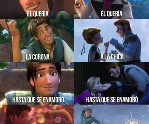 love, frozen, and disney image