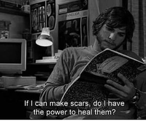 scars, the butterfly effect, and heal image