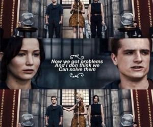 edit, movie, and the hunger games image