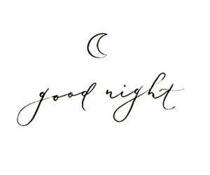 good night, night, and quotes image