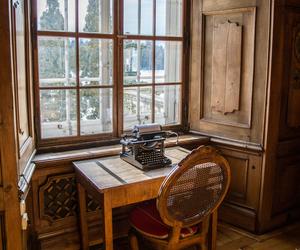 austria, castle, and desk image