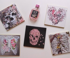 alternative, flowers, and grunge image