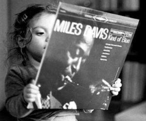 miles davis, jazz, and music image