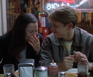 couple and good will hunting image