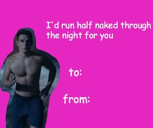 valentine, valentines day, and riverdale image